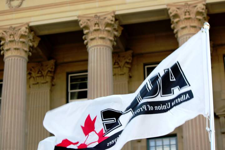 Wage talks could be delayed again due to Alberta government appeal: AUPE