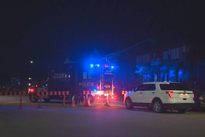 7-year-old boy in serious condition after being hit by vehicle in south Edmonton