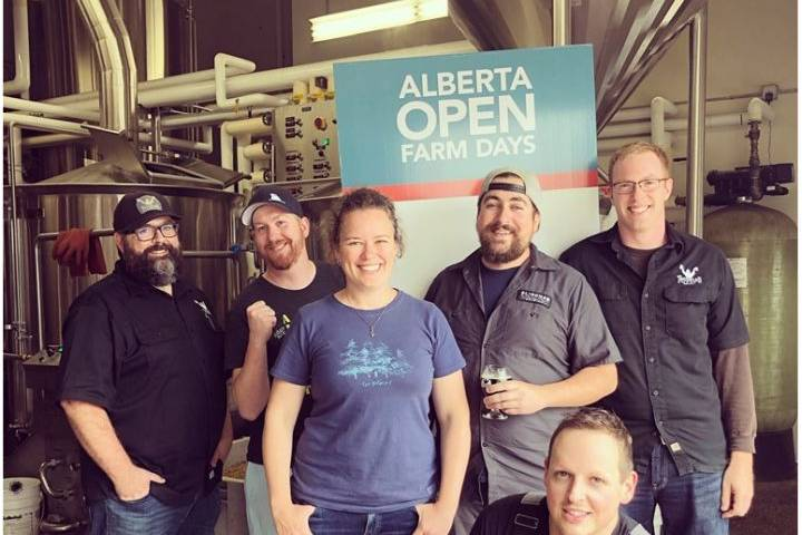 Alberta Open Farm Days to feature its own craft beer this year