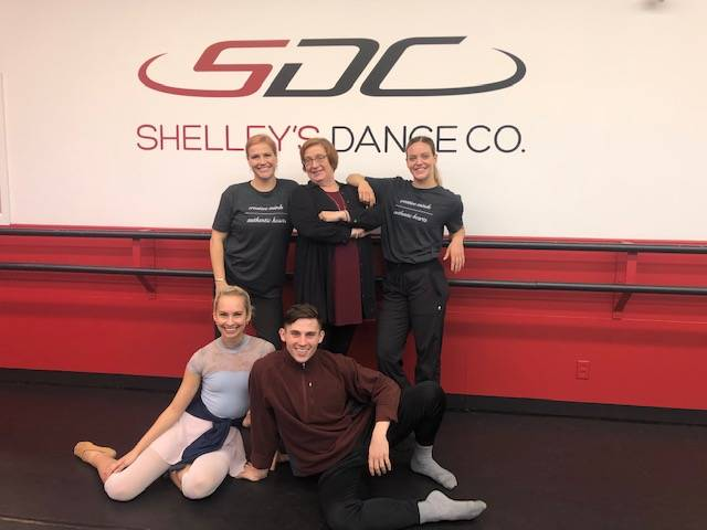 Edmonton dance school Shelley's Dance Co. welcomes back students after remarkable 50 years in business