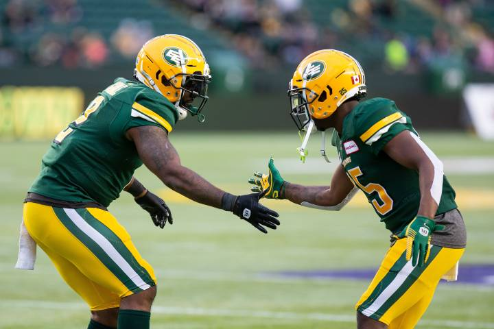 Eskimos' Gable named CFL Top Performer of the Week