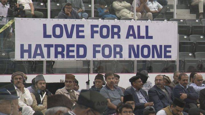 Largest Muslim convention in Western Canada focuses on working together