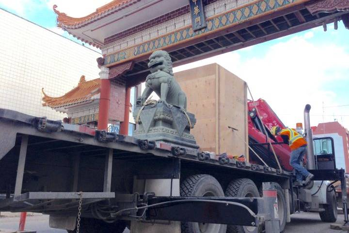 Plan in the works to save Edmonton's Harbin Gate