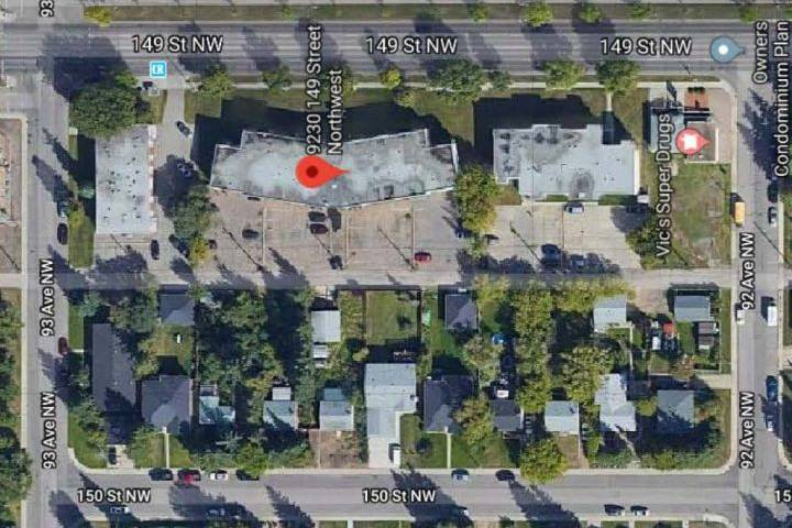 Police investigate discovery of human remains in west Edmonton alley