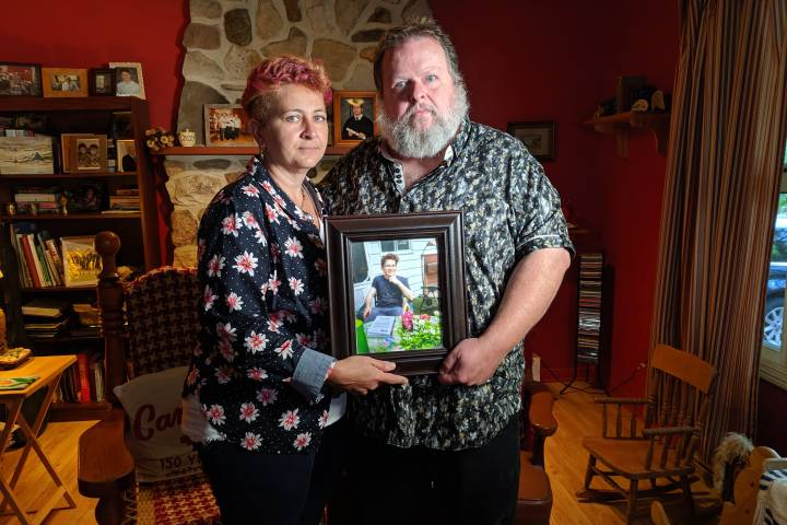 Saint-Lazare family remembers late son with opioid awareness message