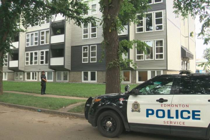 Suspicious death in Edmonton Friday ruled homicide: police