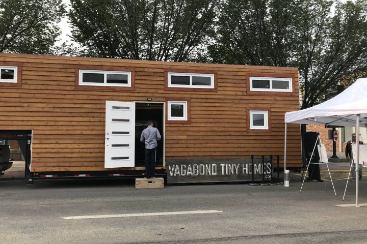 Tiny homes ecovillage in Okotoks unlikely after Monday council vote
