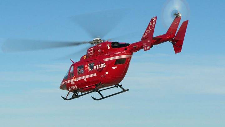3 people injured in Highway 2A crash near Olds