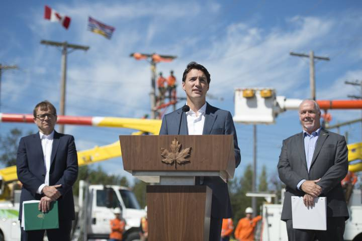ANALYSIS: Conservatives claim Liberals broke rules with summer spending tour handing out billions