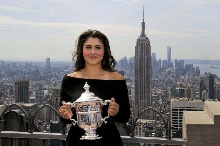 Andreescu's U.S. Open triumph 'provides a lot of hope' to young Canadian tennis players: Edmonton pro