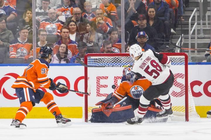 Arizona Coyotes spoil McDavid's return with 4-2 win over Edmonton Oilers