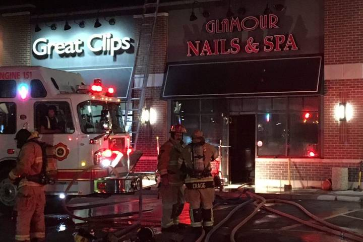Crews respond to building fire in Cochrane