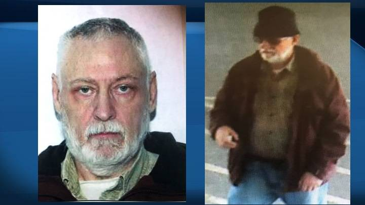 Edmonton police seek public's help to find missing 65-year-old man with schizophrenia