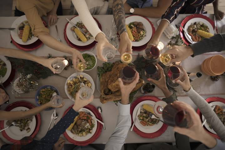 Family politics: Staying civil at the dinner table during a heated election campaign
