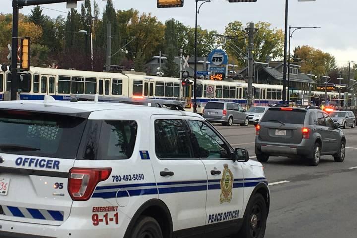 Fatal incident at McKernan LRT station causes massive traffic delays
