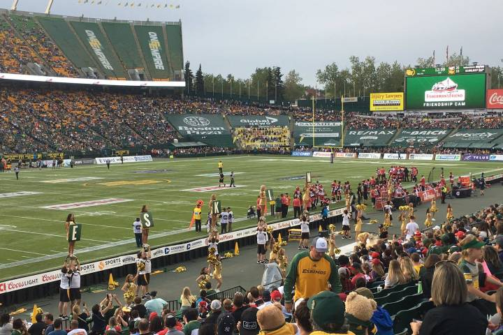 Global News ALL IN: Fans share their Eskimos game-day experience