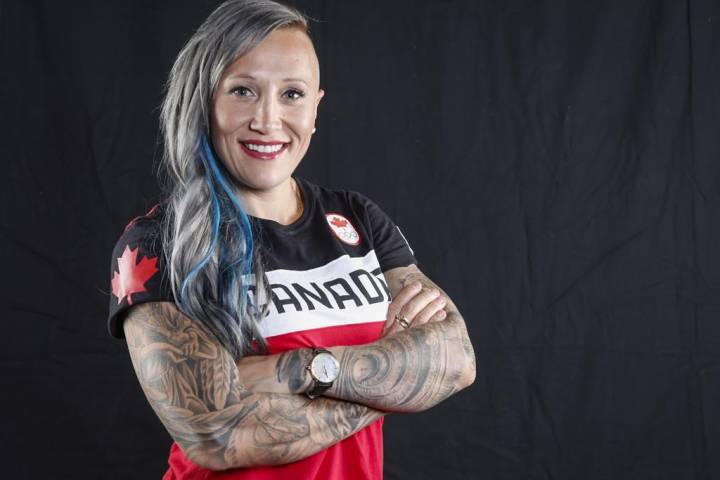 Olympic champion Kaillie Humphries released from Canadian bobsleigh group