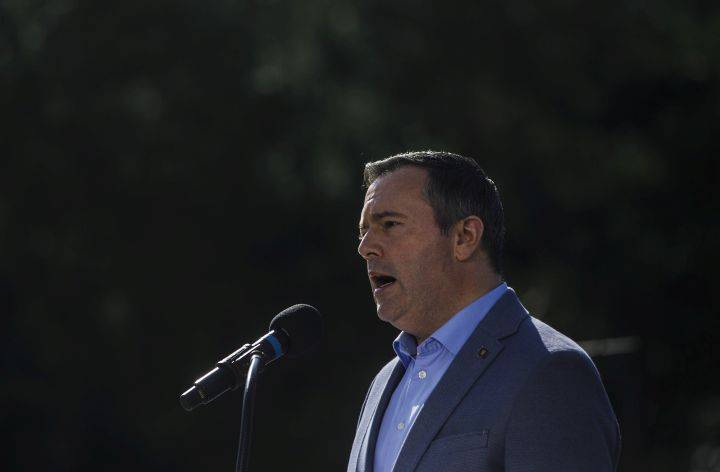 Premier Jason Kenney pitching more Alberta oil in wake of Saudi supply disruption