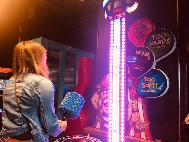 The competition heats up: pair of new arcade bars open in Edmonton Friday