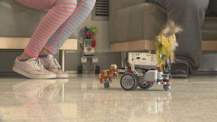Alberta Indigenous youth raise enough money to attend robotics competition in Dubai
