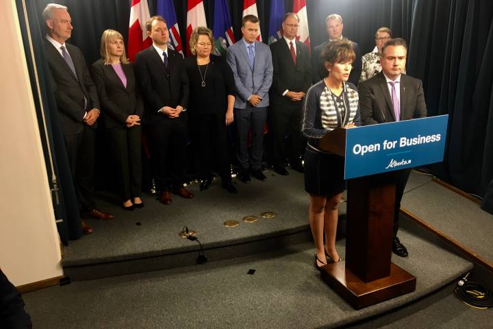 Alberta government to continue with NDP's petrochemical credit program