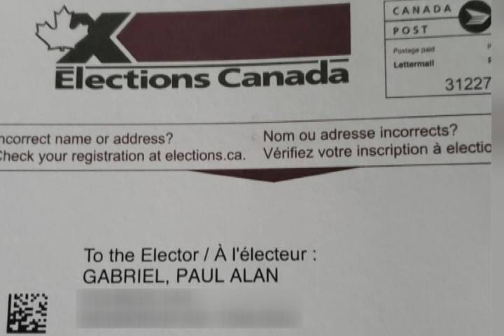 British man living in Beiseker raises concerns after Elections Canada put him on voter list