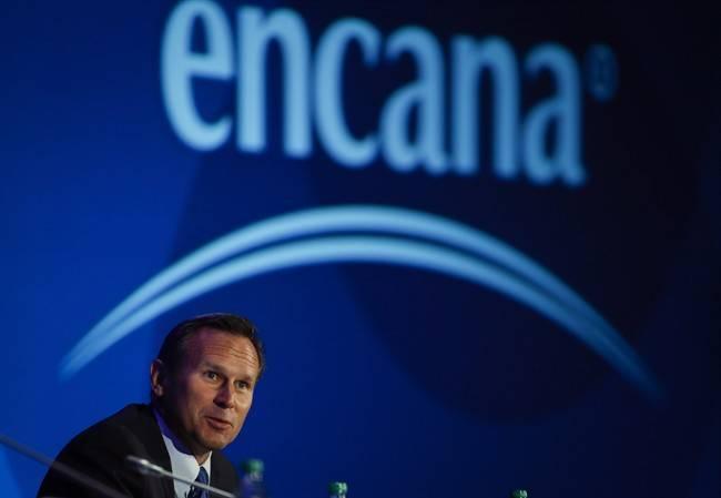 Calgary-based Encana to establish corporate domicile in U.S., change name to Ovintiv
