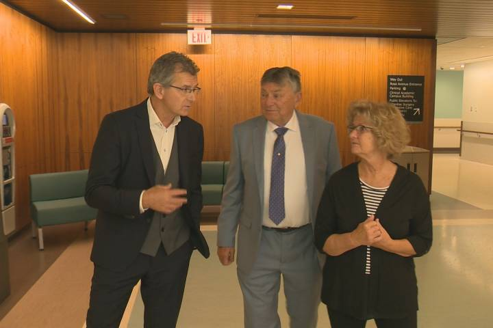 Couple donates whopping $1.4M to help complete cardiac program at Kelowna hospital