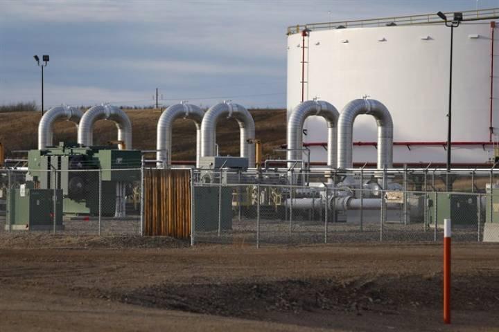 Keystone pipeline shut down after potential spill in North Dakota
