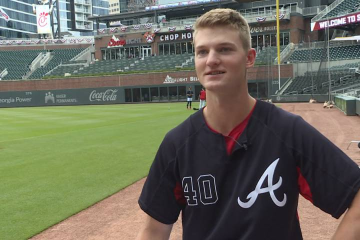 League of his own: Calgary's Mike Soroka looks to continue dream season with MLB playoff debut