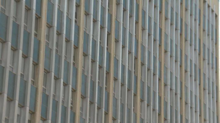 New owner of Bauhaus-style Edmonton office building says it's part of downtown 'renaissance'