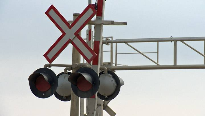 Red Deer man dead after being hit by train in Blackfalds, Alta.