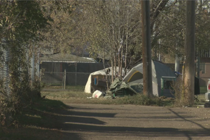 Tent cities causing growing concerns for some Edmontonians