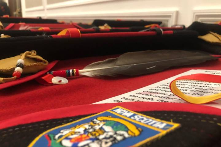 Wetaskiwin courthouse to allow people to swear oath on eagle feather