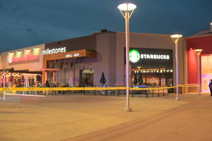 3 men charged in September shooting at CrossIron Mills mall