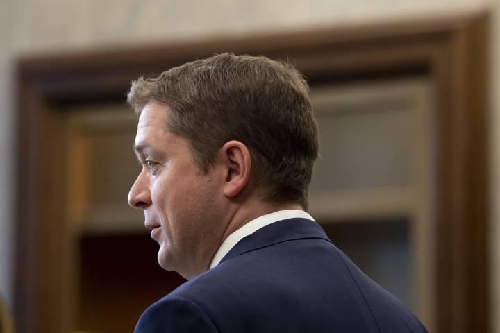 After week of challenges, Scheer heads to Conservative heartland of Alberta