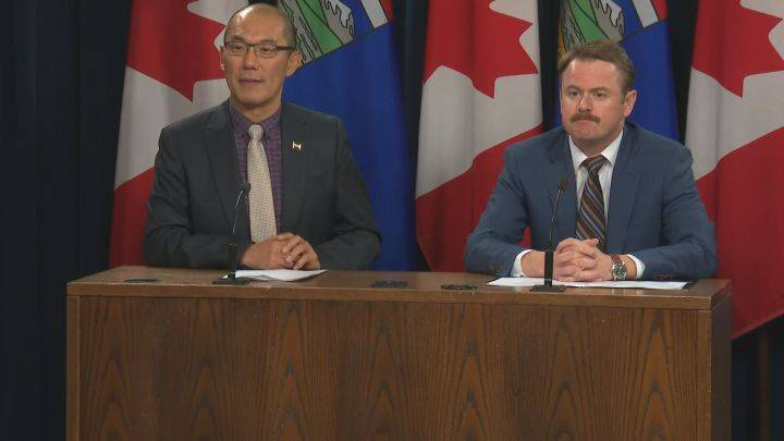 Alberta's UCP government unveils legislation to recover health-care costs associated with opioids