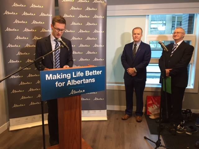 Alberta government has 'not talked about a cap' on soaring condo insurance rates