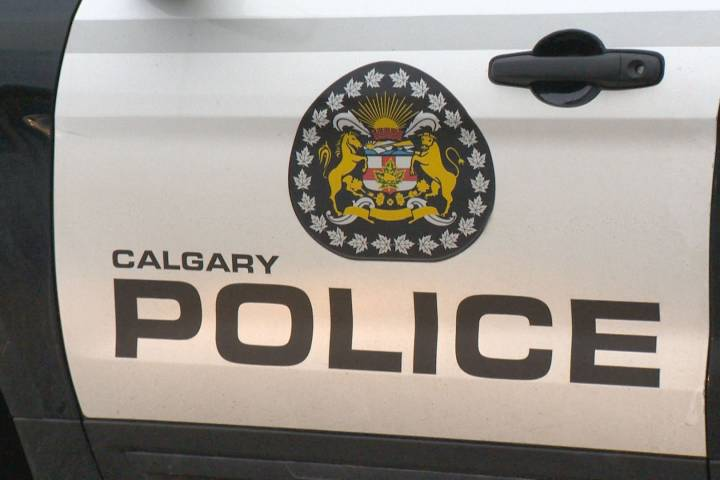 Calgary police searching for suspect after carjacking at northwest gas station