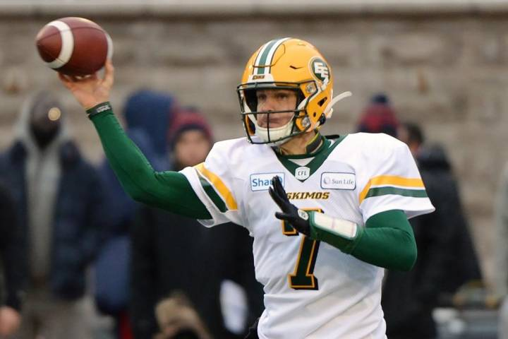 Esks beat out Montreal Allouettes in semi final playoff game