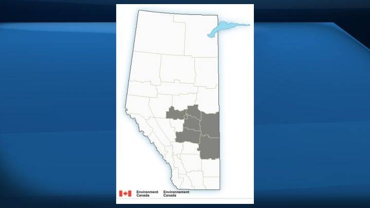 Fog advisory issued for Edmonton and surrounding areas