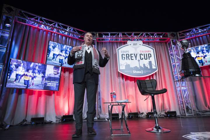 Franchise sales, CFL 2.0 top of mind during commissioner Randy Ambrosie's state-of-the-league address