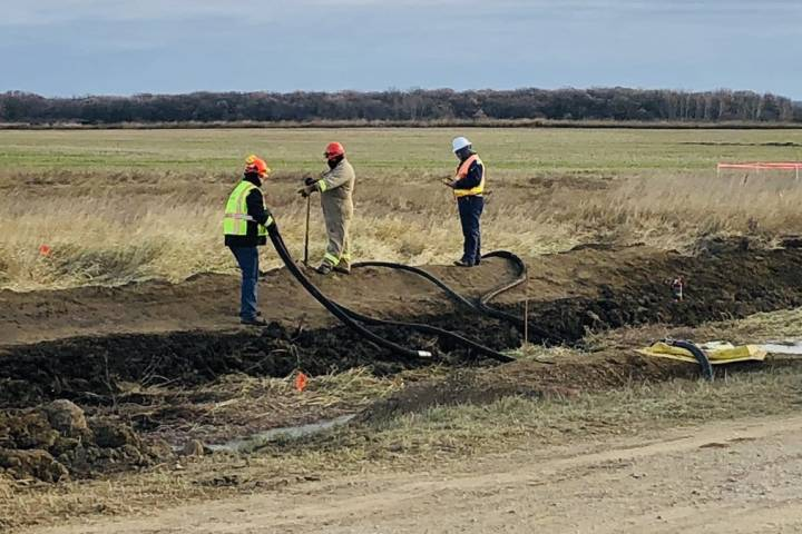 Land affected by Keystone pipeline leak 10 times bigger than thought