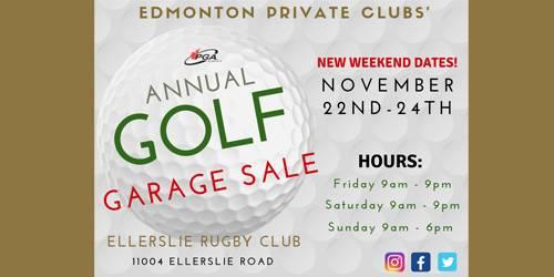 On Location: The Golf Garage Sale