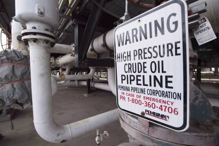 Pembina Pipeline $4.3B deal to buy Kinder Morgan cleared by Competition Bureau