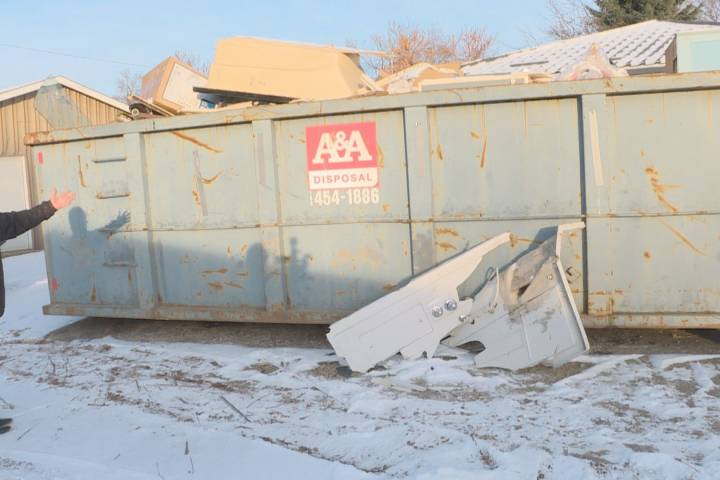 Public use of dumpster costs Edmonton senior more