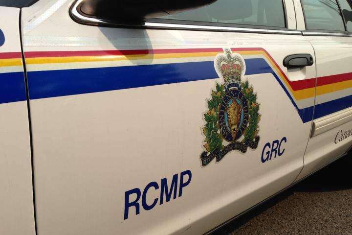 RCMP investigate school bus rollover west of Edmonton