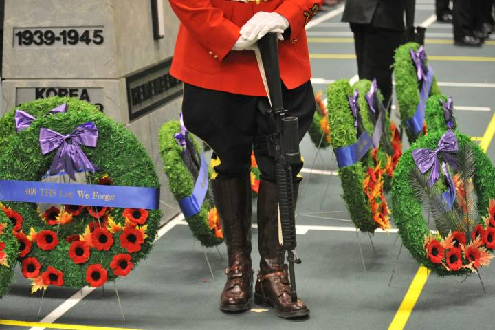 Remembrance Day in Edmonton: Where you can attend a ceremony in the city