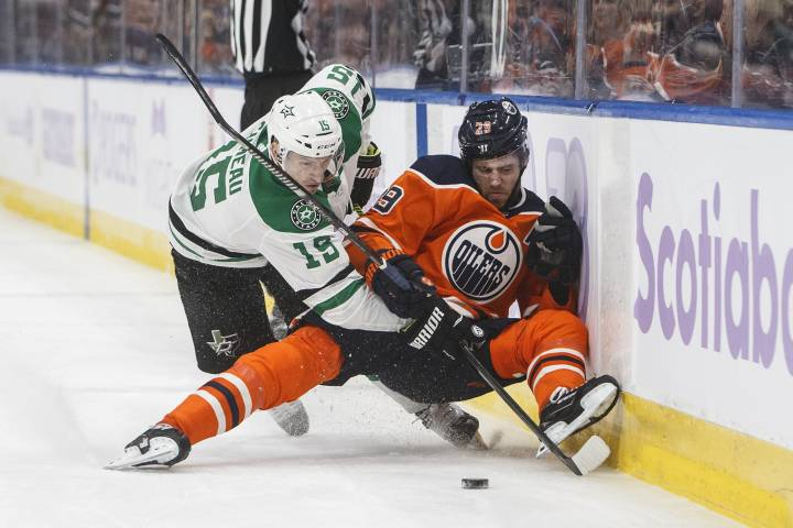 Stars come back to bite Edmonton Oilers in OT