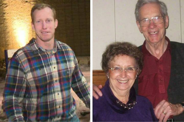 Alberta's high court to rule on Travis Vader's life sentence for killing Lyle and Marie McCann